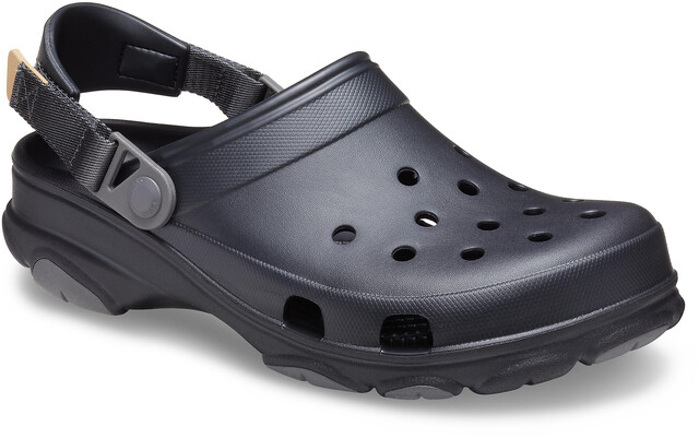 Crocs Classic All Terrain Pistokkaat, black